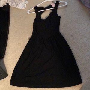 Candie's Black Dress